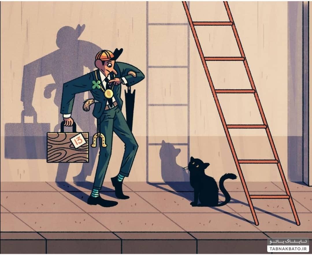 خرافات عجیب ورزشکاران معروف؛ از گربه سیاه تا آینه شکسته