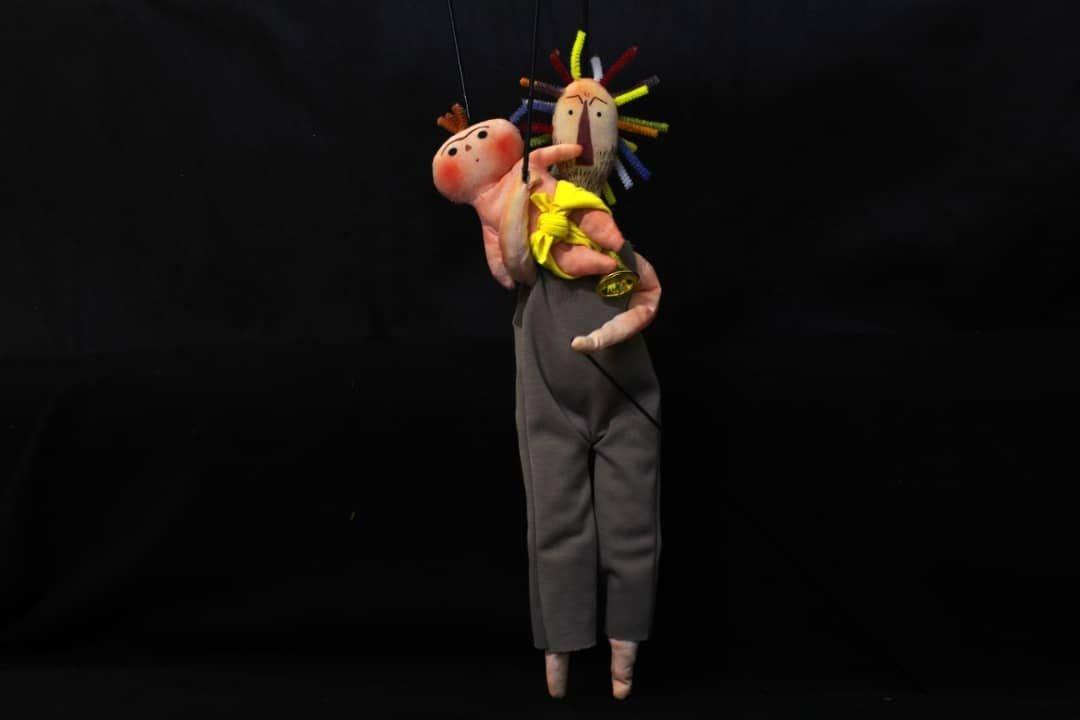 «دنیای لالایی ها» در فضای مجازی به نمایش در میآید