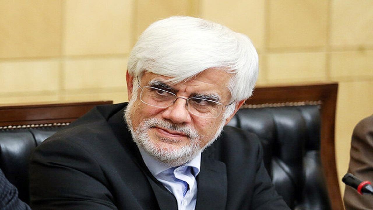 آمدن یا نیامدن محمدرضا عارف برای ریاست جمهوری ۱۴۰۰ مشخص نیست/ مردم به خوب صحبت کردن رئیسجمهور رای نمیدهند