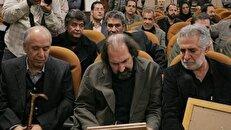 لحظه عجیب برای بازیگر سریال امام علی (ع) / نزدیک بود میرباقری زیر فشارِ این سریالها، چشمش را از دست بدهد