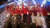 قهرمانی ایران در مسابقات بین المللی هندبال