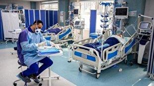 نفسهای ۴۹ بیمار کرونایی در یزد به شماره افتاد