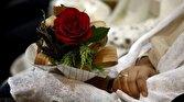 مراسم عقد ۴۰۰ زوج یزدی در کنار گلزار شهدا/ پرداخت وام ۱۰ میلیون تومانی به زوجها