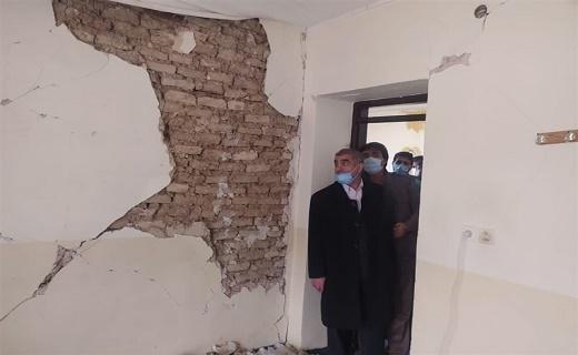 اختصاص ردیف بودجه برای شهر زلزلهزده سی سخت