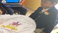 رکوردشکنی یک کودک ۵ ساله در تشخیص شخصیتهای کارتونی