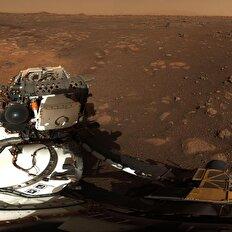 جدیدترین تصاویر ناسا از سیاره سرخ