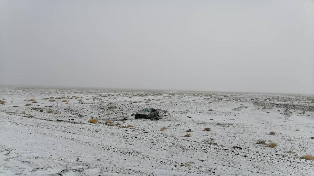 آماده باش کامل راهداری در محورهای ارتباطی جنوب کرمان/آخرین وضعیت کرونا در کرمان/ بی احتیاطی در شب بارانی مرگبار شد
