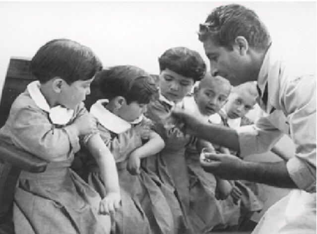 تاریخچه تزریق واکسن در ایران و نمره ما در «واکسن»