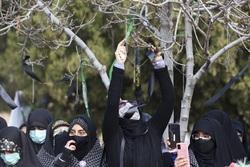 تشییع پیکر پاک شهید گمنام - اراک