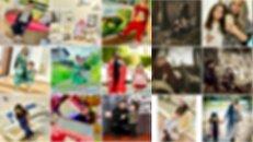 نقض حقوق کودکان در صفحههای اینستاگرامی/ گریه کن تبلیغ بگیرم