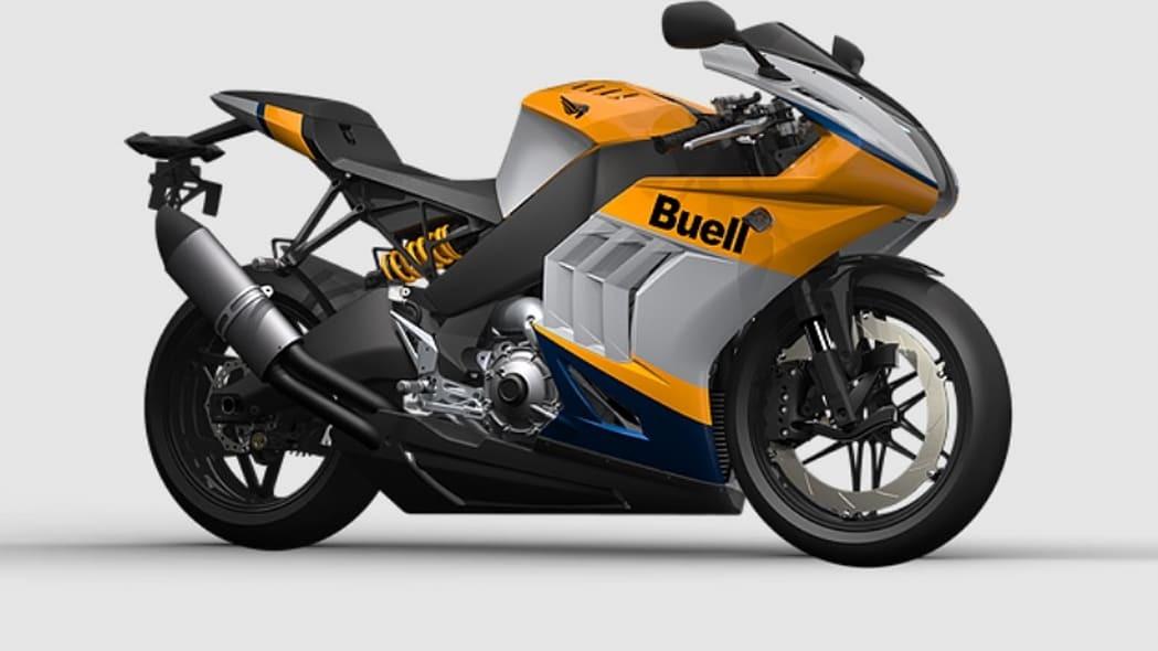 تولید موتورسیکلتهای Buell بعد از ۱۲ سال وقفه