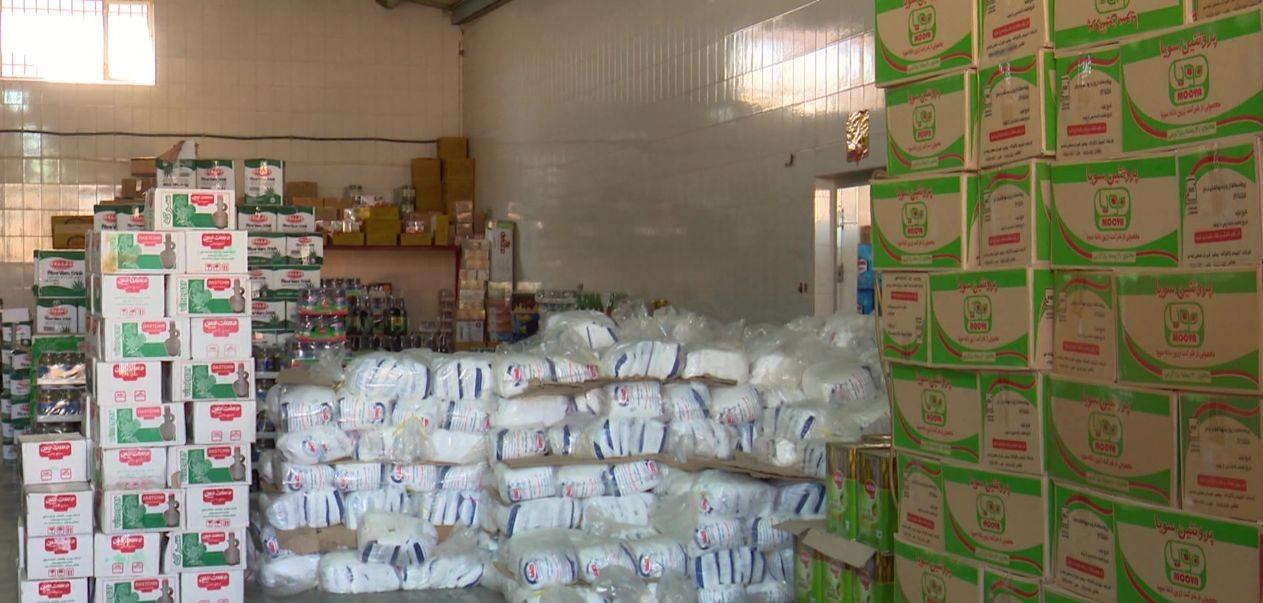 تامین اقلام غذایی ویژه ماه رمضان برای استان/ذخیره اقلام اساسی مورد تقاضای صنوف استان در انبارها
