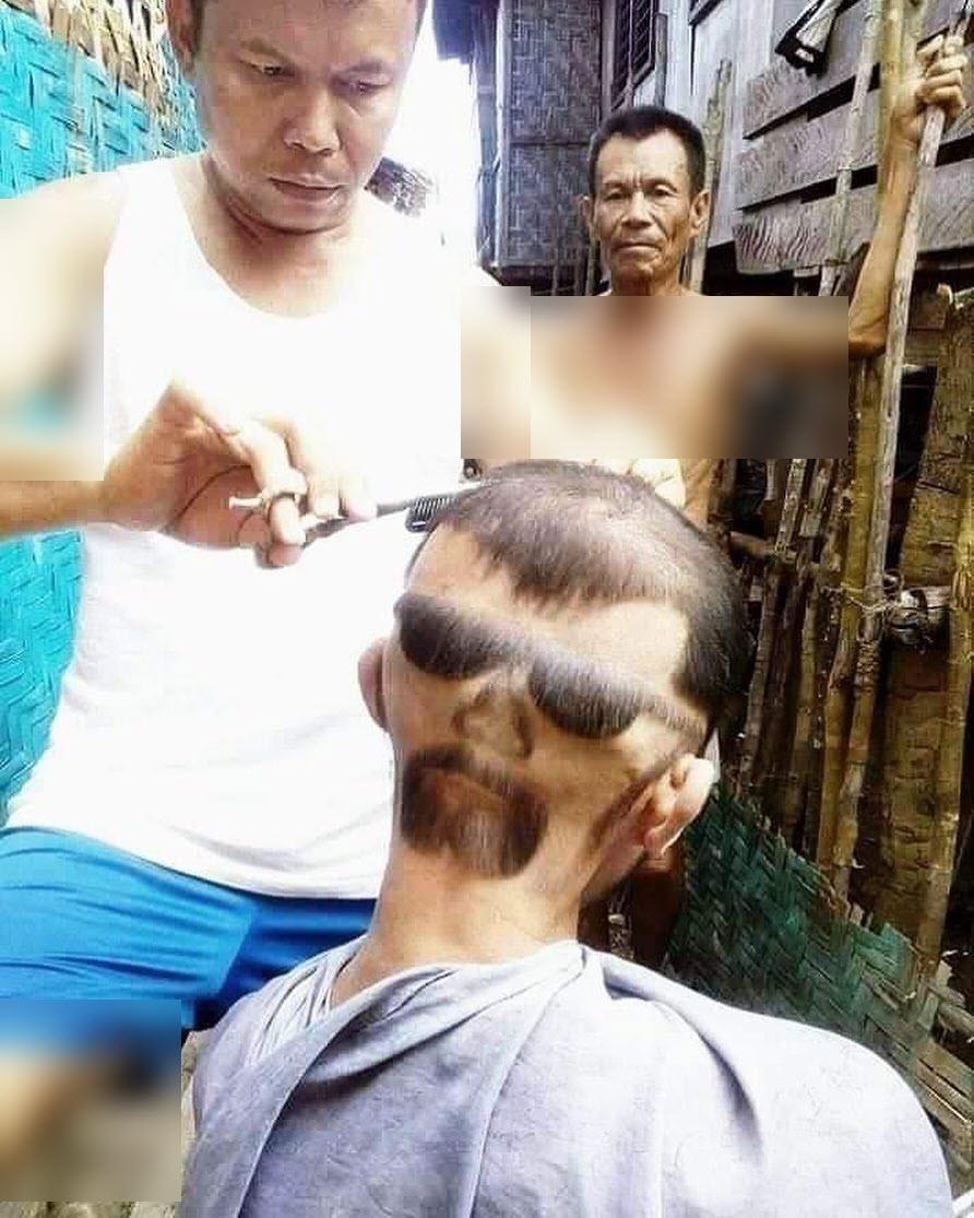 این مدل مو از ابتلا به کرونا جلوگیری می کند!