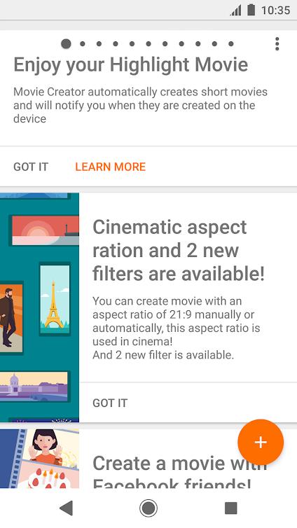 دانلود Movie Creator 5.7.A.0.2 – اپلیکیشن ساخت فیلم کوتاه