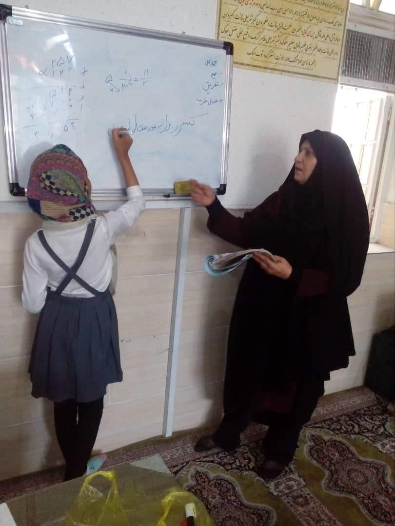 ماجرای معلمهایی که درس ایثار را مشق کردند