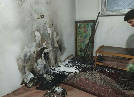 آتش سوزی یک خانه در رشت به علت نشت گاز