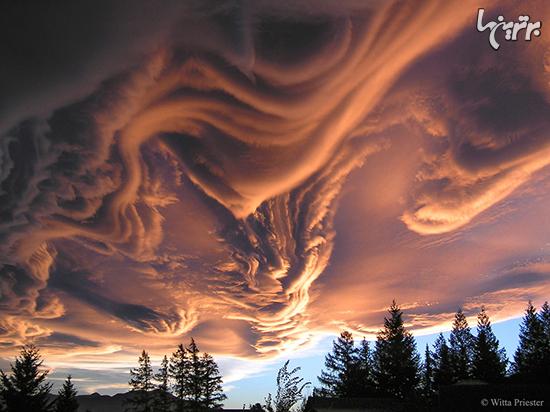 این پدیدههای طبیعی با عقل جور درنمیآید! + تصاویر