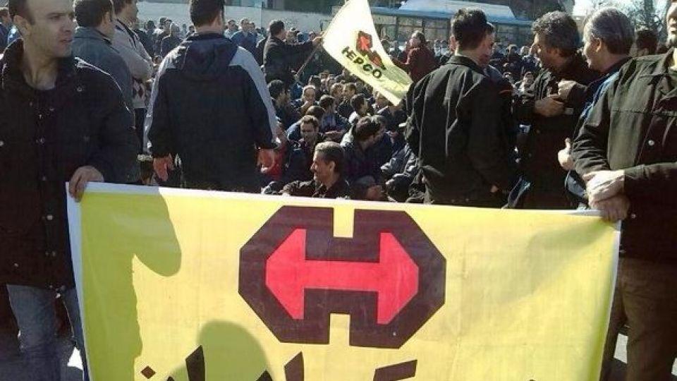 سوء مدیریت زخمی ۱۳ ساله بر تن خسته هپکو