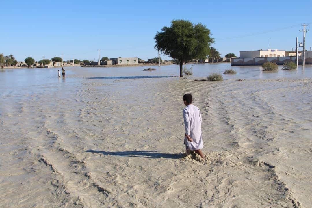 جهاد ادامه دارد / ساخت و ساز در مناطق سیل زده جنوب سیستان و بلوچستان