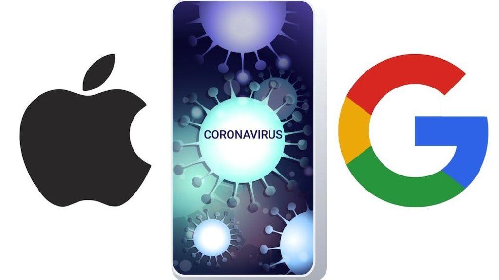 اپل و گوگل در حال توسعه نهایی سرویس ردیاب کرونا هستند