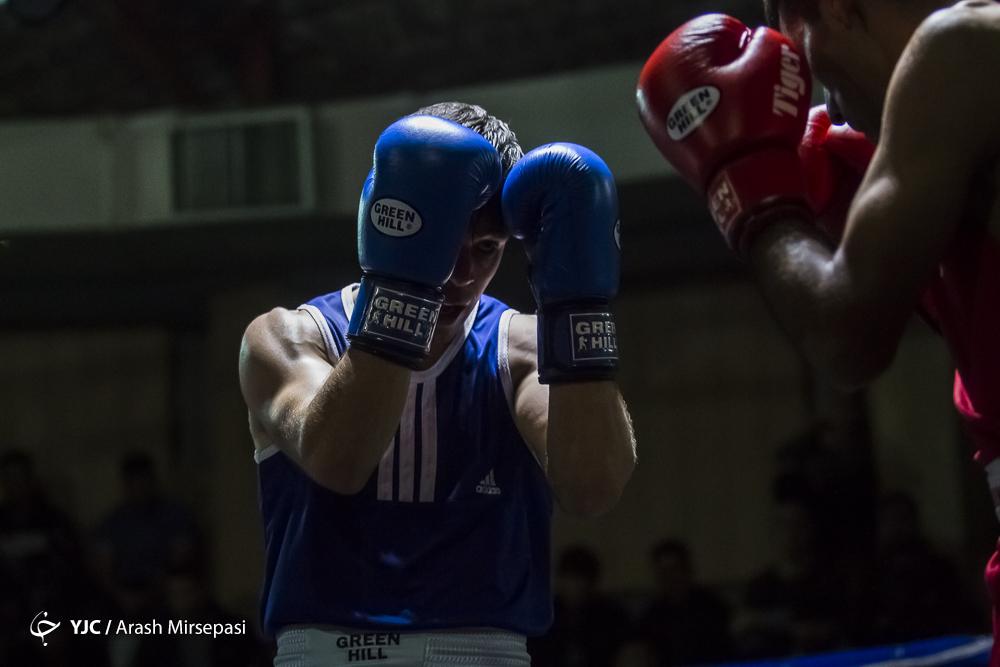 چشم المپینهای بوکس یه پاداش کمیته ملی المپیک خشک شد
