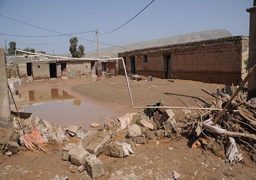 آخرین وضعیت بازسازی مناطق سیل زده ایلام