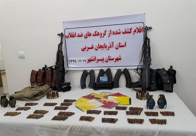 ضربه مهلک وزارت اطلاعات به دو تیم تروریستی در غرب کشور/بازداشت ۱۶ نفر از عناصر تروریست +عکس