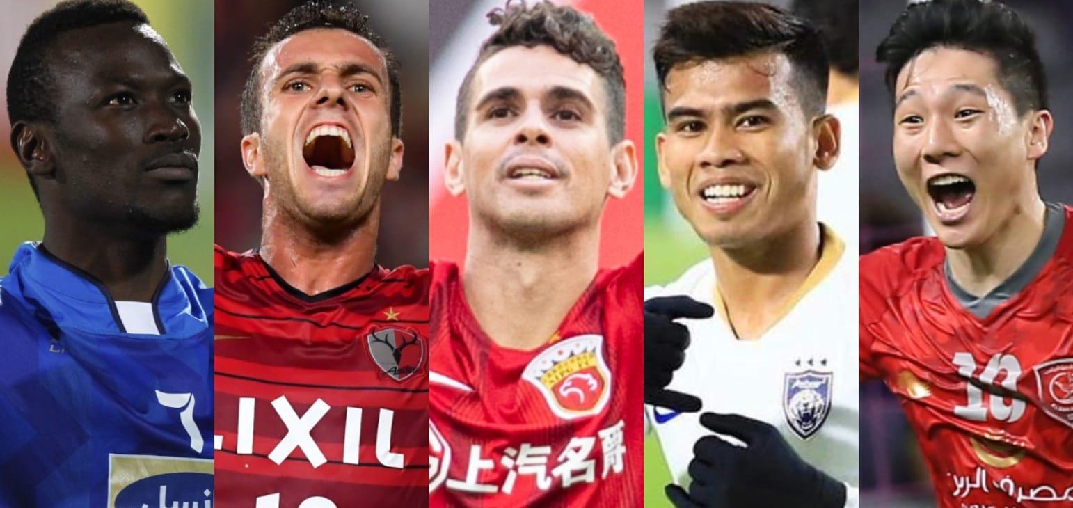 پیشتازی ستاره محبوب استقلالیها در AFC