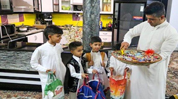 11859139 511 گره گشو آیین پرنشاط کودکان بوشهری در نیمه رمضان