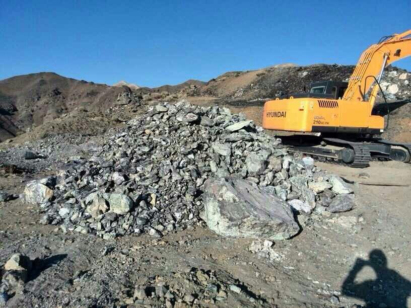 پرداخت مطالبات کارگران معدن در فاریاب کرمان ظرف ده روزآینده
