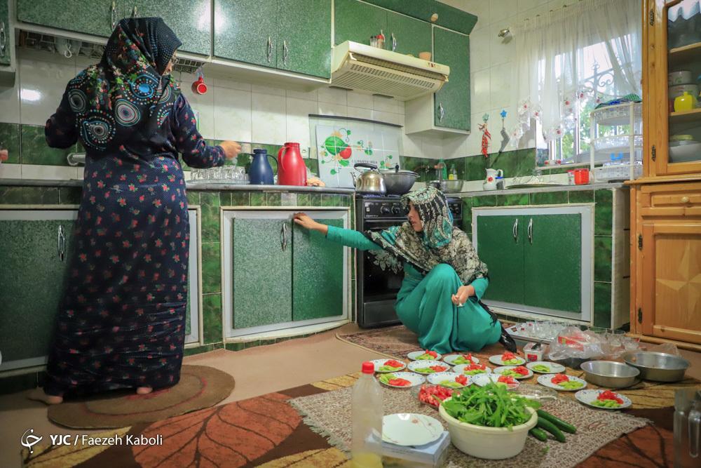 حال و هوای ماه رمضان در ترکمن صحرا