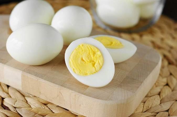 سفیده تخم مرغ و کلیه