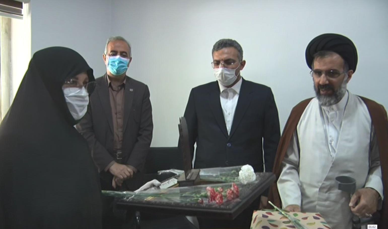 موکب داران ساوهای همچنان پای کار سلامت مردم