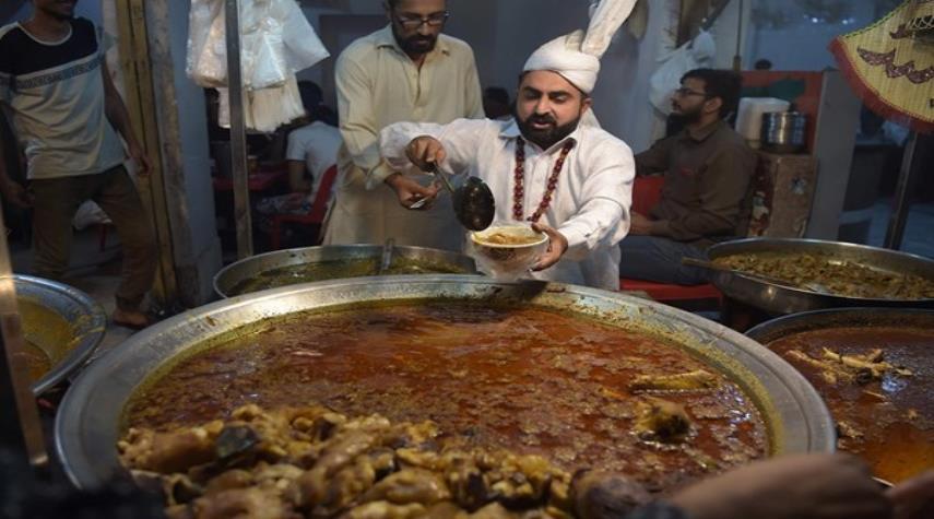 «کرتار پوره» سحری مورد علاقه پاکستانیها در ماه رمضان + تصاویر