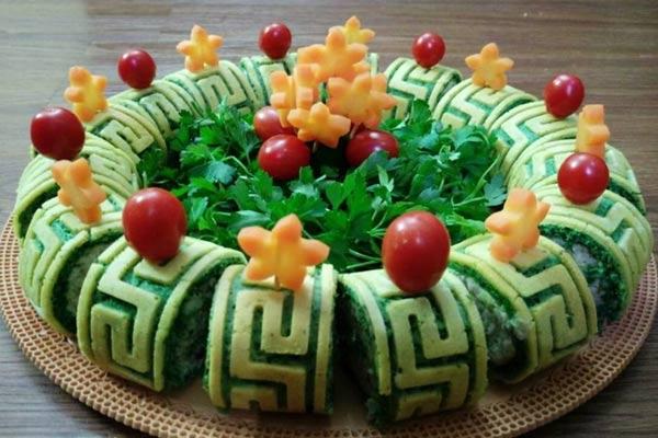 آموزش آشپزی؛ از نان همبرگر خانگی  و ناگت سیب زمینی تا یک سالاد ضد سرطان + تصاویر