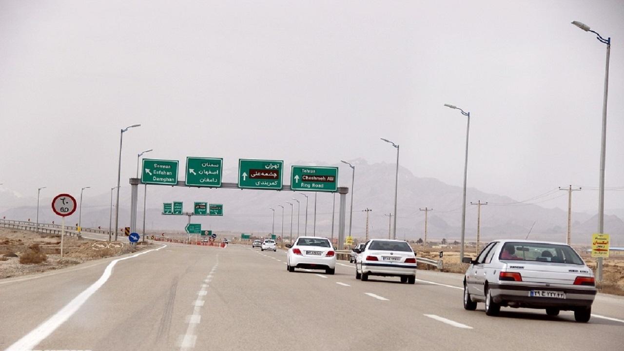 تردد بین جادهای ۳.۲ درصد افزایش یافت