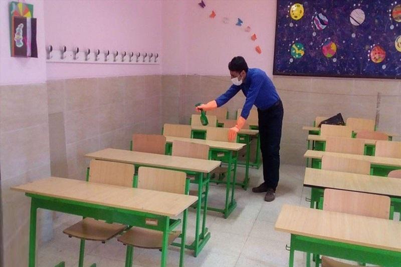 بازگشایی مدارس استان مرکزی از ابتدای هفته آینده