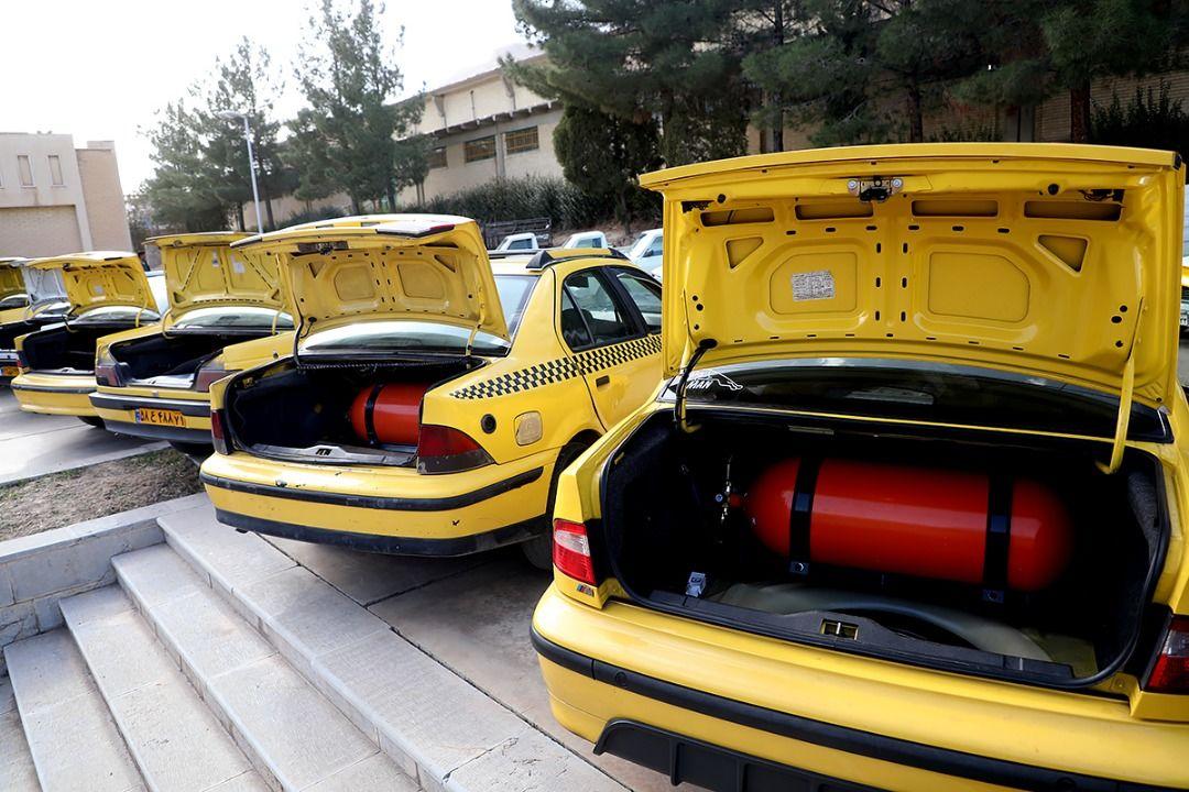 آغاز رسمی ثبت نام تبدیل رایگان تاکسی ها و وانت بارها به دوگانه سوز