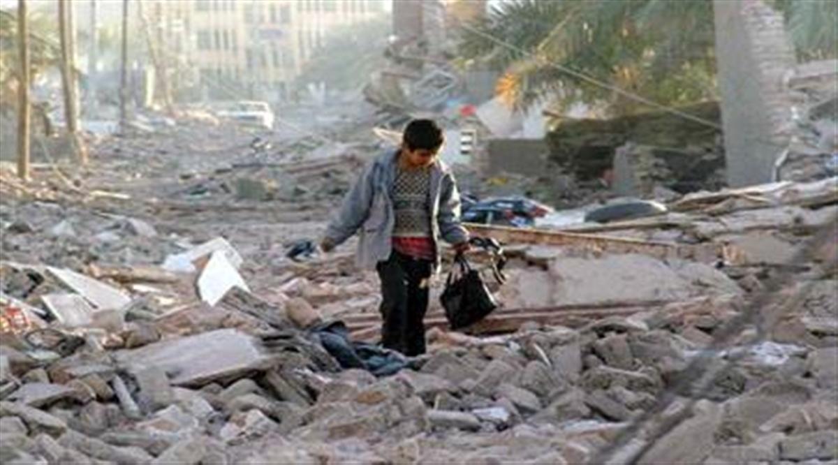 شدیدترین زلزله