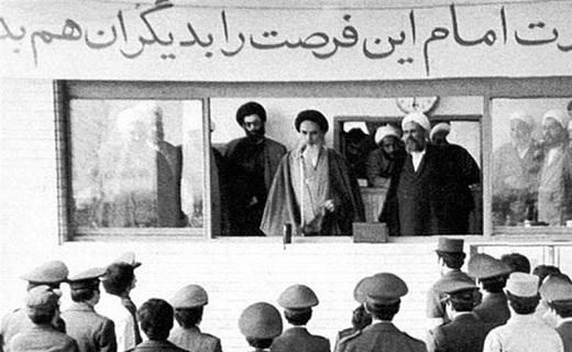 چرا امام خمینی (ره) از قم به جماران رفتند؟