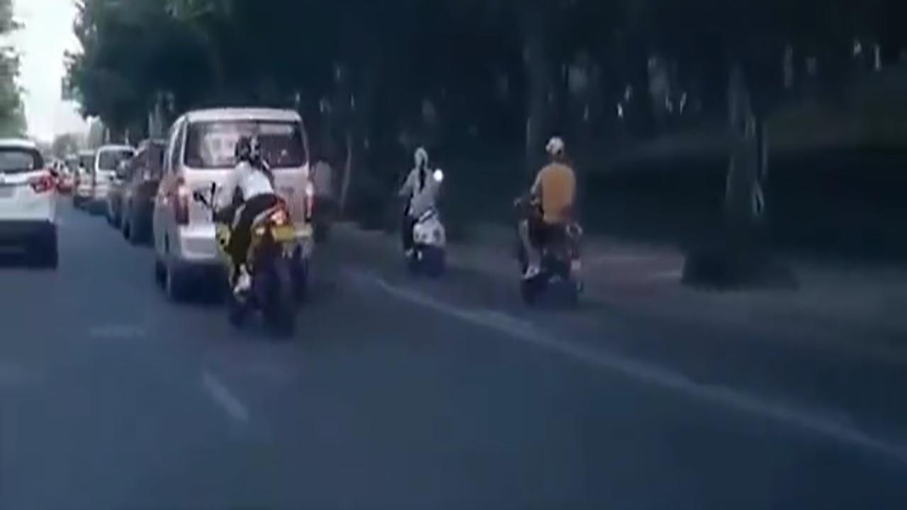 راننده زن