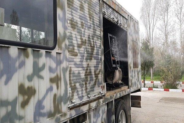 «بدون توقف» تا فضایی شدن/ پرده جدید از قدرت نیروهای مسلح در کرونا