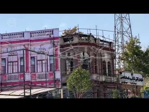 چرا برخلاف وعدهها میدان حسن آباد تا پایان سال ۹۸ بازسازی نشد؟ / آغاز کار منوط به پسند نقشهها توسط مالک و میراث فرهنگی