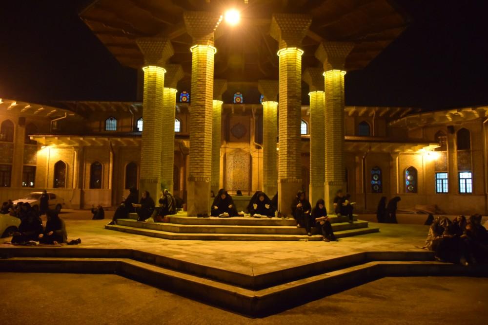 احیای شب ۲۳ ماه مبارک رمضان در گیلان + عکس