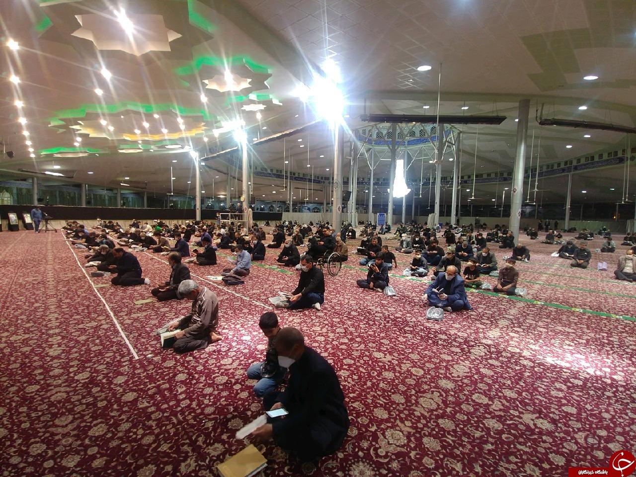 احیای۲۳ ماه رمضان در استان مرکزی