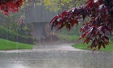 افزایش ۳۸ درصدی بارندگیها در استان همدان
