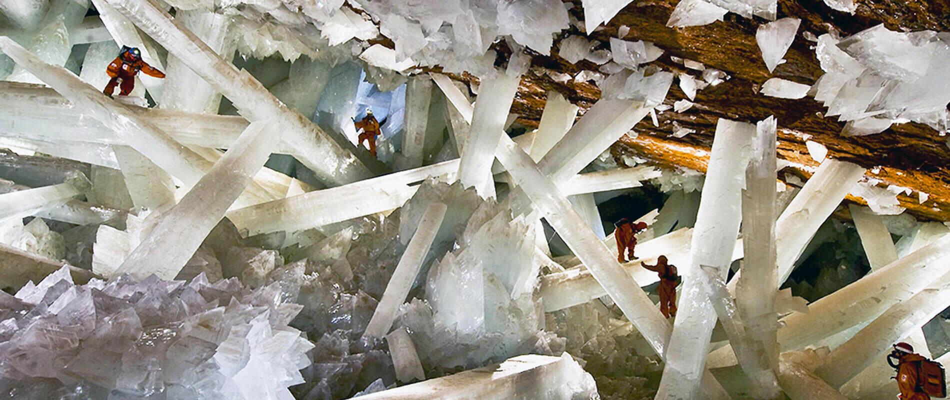 زیباترین غارهای جهان را اینجا ببینید ؛ از غارهای بلورین تا غار کرمهای درخشان /// دپو