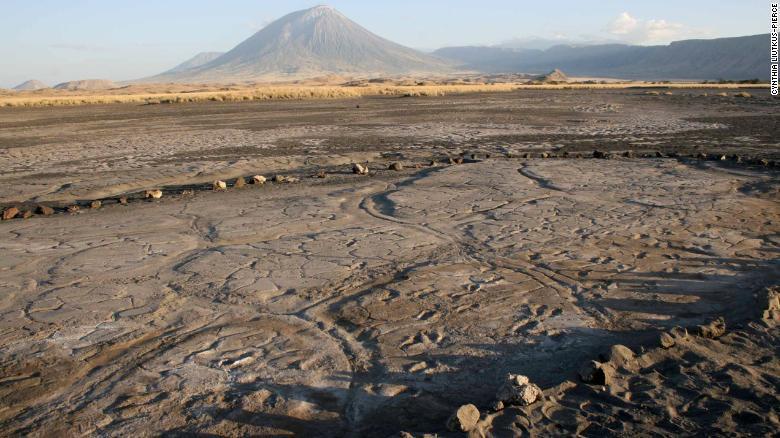 کشف ردپای چندهزار ساله انسان در آفریقا + تصاویر