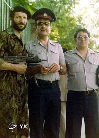 تنها فرمانده جنگهای نامتقارن ایران به روایت تصویر