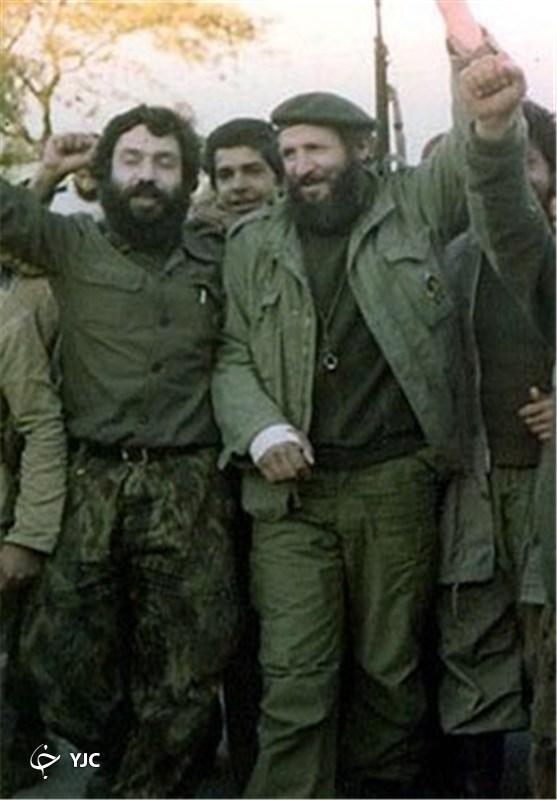 تنها فرمانده جنگهای چریکی ایران به روایت تصویر